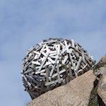 'Wind-ball' by Jens Chr. Jensen
